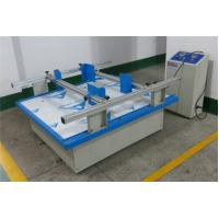 stainless steel Package Simulating Transportation Vibration Tester ISO Certificated for sale