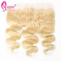 Double Weft Blonde Brazilian Body Wave Sew In Remy Human Hair Bundles Extensions for sale
