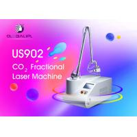 China Facial Skin Resurfacing Treatment RF CO2 Fractional Laser Machine For Beauty Parlor supplier