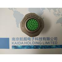 China D38999/24FE26SA Circle Wire Connector , MIL-DTL-38999 Series III Military Power Connectors for sale