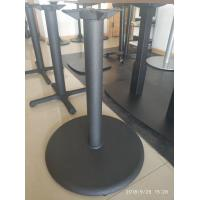 High Precsion Pedestal Table Base Dia 3'' Column Round Shape ISO9001 Listed for sale