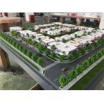 China Machine Cut Technic 1/75 House 3D Model Building  , Scale Architectural Maquette for sale