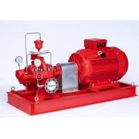 China 500GPM@130PSI  UL  Split-case Fire Fighting motor Pump sets with Eaton Controller for sale