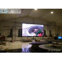 China P2.5 Stage Background Indoor LED Displays , Led Stage Screen Rental High Refresh for sale