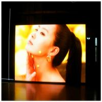 China Stage Background Indoor LED Video Wall Full Color With Aluminum Slim Cabinet supplier