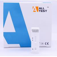 China Blue Color Entamoeba Histolytica Rapid Test Cassette With CE Certificate for sale