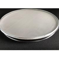 China SS304 Laboratory 400 Micron Colander Sieve for sale