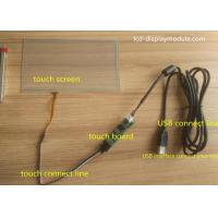 Waterproof Resistance Touch Panel 7.0'' Inch 4 wires Resolution > 500dpi for sale