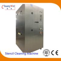 Durable Smt Cleaning Equipment Stencil Cleaner 200-600l / Min Air Consumption for sale