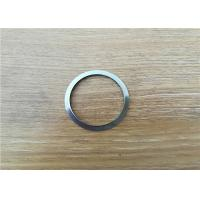 Hard Metal Seal Ring Stainless Steel Gasket Back Up Ring Wear Resistance for sale