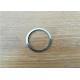 Hard Metal Seal Ring Stainless Steel Gasket Back Up Ring Wear Resistance for sale