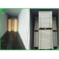 China Grade AA FSC Certified 40gsm - 70gsm White Sack Kraft Paper In Reels For bags for sale
