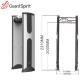 Intelligent Alarm Portable Metal Detector Archway Controller Setting Outdoor Use for sale