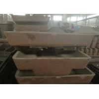 China Nickel Alloy Ingots Lead Ingot Mold , Ingot Mold For Steel OEM for sale