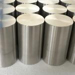China Corrosion Resistance Titanium Round Bar , Forged Solid Titanium Rod manufacturer