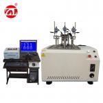 HDT Heating Deflection Rubber Testing Machine , Plastic VST Softening Point Vicat HDT Tester