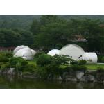 Simple And Beautiful Inflatable Transparent Camping Tent For Outdoors for sale