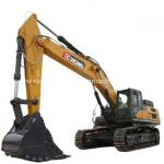 XE370DK Durable 37 Ton Crawler Excavator With Cummins Engine for sale