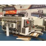 282 Flexo Printing Slotter Machine For Make Small Carton Box 200pcs/Min Speed for sale