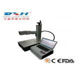China Portable Fiber Laser Marking Machine for sale