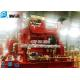 China FM Approval Netherlands Original DeMaas Fire Pump Diesel Engine Used In The Fire Water Pump Set With High Speed for sale