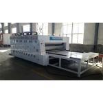 Semi Auto Carton Box Flexo Printer Slotter Machine Carton Printing Machine for sale