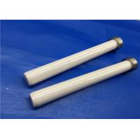 China 60K Zirconia Ceramic Parts / Ceramic Plunger for Intensifier Pump / Water Jet Cutter for sale