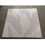 High Strength Perforated Aluminum Ceiling Tiles Ral & Pantone Color for sale