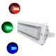 RGB Driver IP65 Outdoor LED Flood Lights 50w Reflector Module Design White Housing for sale