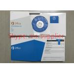 China Genuine Microsoft Office 2016 Home and Business, Professional, Professional Plus OEM New Key Card for sale