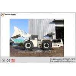 Mobile and Versatile Diesel Underground Mining Loader 2.2m³ Bucket Capacity for sale
