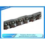 Professional Carbon Steel Single Row And Double Row Drive Chain Durable High Quality Chain Stainless Steel Roller Chain