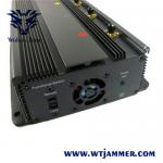 China 4G LTE/WIMAX 3G GSM PHS/CDMA1900 Broad Spectrum Mobile Phone Signal Jammer for sale