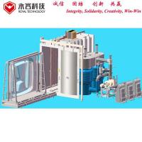 PC Mirrors, Glass Aluminum Mirror  PVD vacuum metallizing Machine for sale