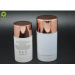 Custom Printing Color And Logo Empty Deodorant Sticks Plastic Container for sale