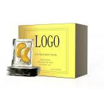 Gold Collagen Eye Patch Gel Mask Pad , Anti Aging Wrinkles Face 24k Gold Eye Mask for sale