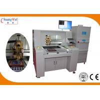 Low Maintenance PCB Automatic Router Machine High Resolution CCD Video Camera for sale