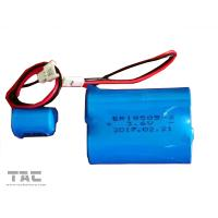 ER18505 3.6V LiSOCl2 Battery For Bike Computer Auto Lock Primary for sale