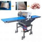 New design Fresh Meat Strip Cutter Equipment Meat Dice Cute Cutting Machine