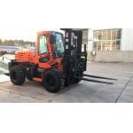 China 3.5ton Mini Rough Terrain Forklift , All Terrain Pallet Forklift Truck for sale