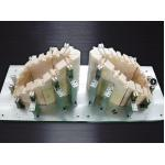 China Polyurethane Model Making Board , CNC Tooling Board Block Lightweight for sale