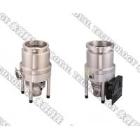 China High Vacuum Turbomolecular Vacuum Pump , Oil Lubrication Pump Vertical Mounting for sale