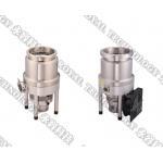 High Vacuum Turbomolecular Vacuum Pump , Oil Lubrication Pump Vertical Mounting for sale