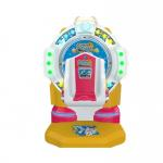 China Fiberglass Snow Ferris Kiddie Ride Machines Space Travel Rotating For Game Zone for sale