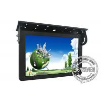 21.5inch 1080p Bus TV Screen Android 3G/4G GPS Wifi Portable Live Stream Digital Signage support Sync Displaying for sale