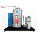 China Fully skid Mounted Boiler Light Diesel Oil Fuel For Food Beverage Processing for sale
