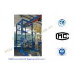 China Sanhe BULB Bag Unloader for Granular and columnar material or powder material for sale