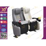 China Fire - Resistant 3D Leather Cinema Theatre Chairs / VIP Stadium Seats for sale