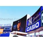Big waterproof Stadium LED Display for advertising P16 2 Years Warranty