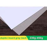 China 250gsm Duplex Paper Board Sheets For Printing Industry 787 * 1092mm for sale